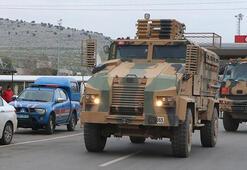 İdlibden askeri araçlar geldi