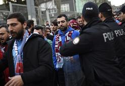SON DAKİKA | Beşiktaş-Trabzonspor maçına 3 bin polis