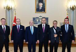 İstanbul Valiliğindeki kritik futbol toplantı sona erdi