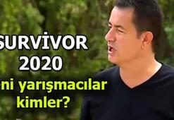 Survivor 2020 yeni yarışmacılar kimler 21 Şubat Cuma günü yeni yarışmacılar