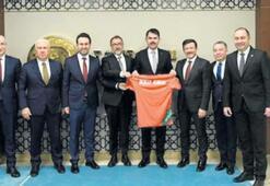 Kaf Kaf Baskent'ten tesis onayını aldı