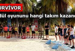 Survivorda ödül oyununu hangi takım kazandı Survivor 2020 - 4. bölümde ödül ne verildi
