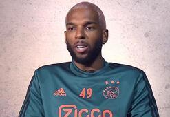 Ryan Babel Ajax'taki ilk golünden sonra konuştu