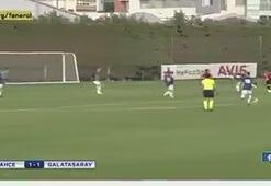 Yunus Akgünden Fenerbahçeye muhteşem gol