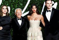 Giorgio Armani'den moda dünyasına tecavüz suçlaması