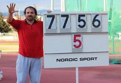 Eşref Apak, beşinci kez Olimpiyatlarda