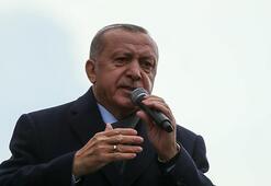 Cumhurbaşkanı Erdoğandan çok sert Yalova tepkisi: Bay Kemal rüşvet çiftliğinden bahsetmiyor