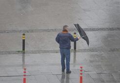 Meteoroloji o bölgeleri tek tek saydı ve uyardı Sağanak bekleniyor