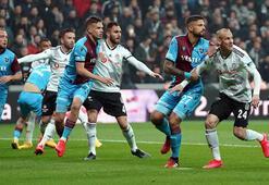 Beşiktaş Trabzonspor: 2-2