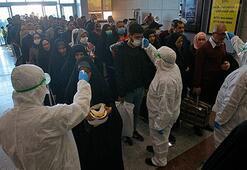 İranda korona karantinası 10 gün boyunca iptal