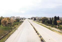 Milliyet Ariha'da: Esad, insansız  kasabalar istiyor