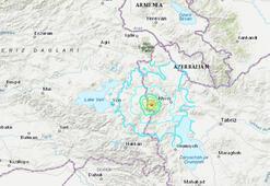 Son dakika... Türkiye-İran sınırında deprem