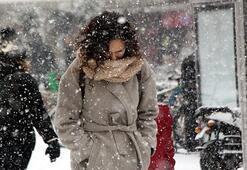 Meteoroloji il il uyardı Kar ve yağmur geliyor