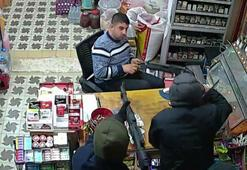 5 maskeli kişi tarafından gasp edilen market sahibi: Şaka sandım