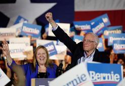 Nevadada zafer Sandersın