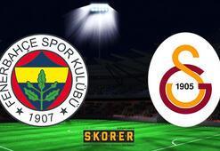 Derbi saat kaçta Derbi hangi kanalda Fenerbahçe - Galatasaray maçı için geri sayım