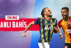 Fenerbahçe - Galatasaray derbisi canlı bahisle Misli.comda
