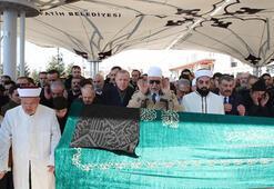 Cumhurbaşkanı Erdoğan Sinan Kılıçın cenaze törenine katıldı