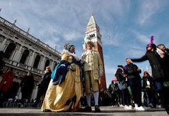 Venedik Karnavalı koronavirüs nedeniyle iptal edildi