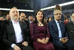 Buldan ile Sancar, HDPnin Eş Genel Başkanları seçildi