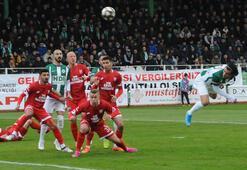 Giresunspor-Ekol Hastanesi Balıkesirspor: 0-3