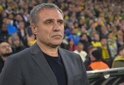 Son dakika... Fenerbahçede Ersun Yanal kırmızı kart gördü