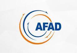 AFAD son durumu açıkladı ve uyardı: Kesinlikle girmeyin
