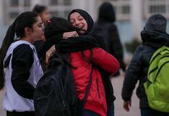 Elazığda depremin ardından ilk ders zili çaldı... Sena Nurun masası boş kaldı