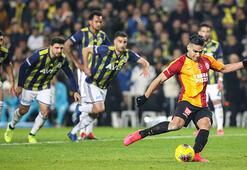 Galatasaray, Kadıköyde 20 yıl sonra kazanarak tarihe geçti