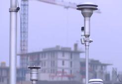 İstanbulun hava kalitesi böyle ölçülüyor