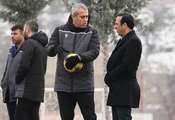 Yeni Malatyaspor, Kemal Özdeşle devam kararı aldı