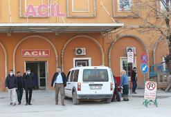 İrandan gelen Türk şoför, koronavirüs şüphesiyle gözlem altında