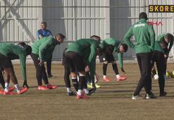 İttifak Holding Konyasporda Kasımpaşa maçının hazırlıkları başladı