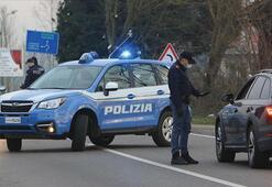 İtalyada etkili olan Kovid-19 nedeniyle komşu ülkelerde tedbirler artırıldı