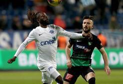 Kasımpaşa - Yukatel Denizlispor: 2-0
