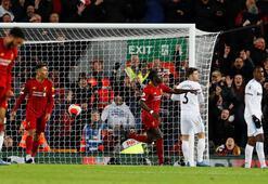 Liverpool, Premier Ligde üst üste 18. galibiyetini aldı