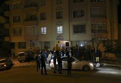Ankarada çökme meydana gelen 3 katlı apartman boşaltıldı