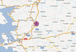 Deprem mi oldu AFAD 25 Şubat son depremler listesi Türkiyede en son ne zaman deprem oldu