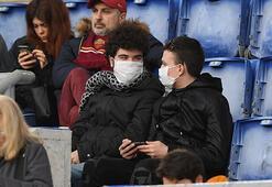 Kovid-19 salgını nedeniyle İtalya Serie Ada 6 maç seyircisiz oynanacak