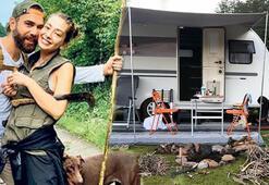 Kadir Doğulu kamp maceralarını anlattı: Her şeyi yolda öğrendik