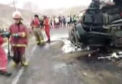 Katliam gibi kaza: En az 12 ölü, 68 yaralı