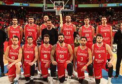 A Milli Erkek Basketbol Takımının yüzü gülmüyor