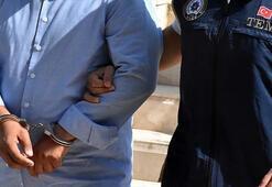 Antalyada FETÖ operasyonunda 10 şüpheli yakalandı