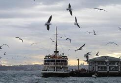 Son dakika İstanbul için sarı uyarı Fırtına...