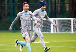 Trabzonspor, Çaykur Rizespor maçı hazırlıklarına başladı