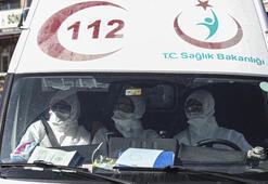Son dakika haberleri | Ankaraya inen uçakta koronavirüs şüphesi 132 yolcu karantinada