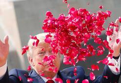 Trump: Koronavirüsle mücadelede çok iyi iş çıkarıyoruz