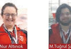 Denizlili özel yüzücüler madalyaları topladı
