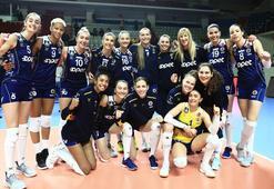 Fenerbahçe Opet - Aydın Büyükşehir Belediyespor: 3-1