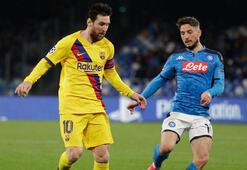 Napoli - Barcelona: 1-1